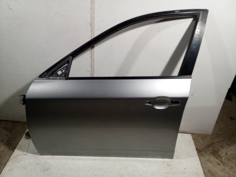 Дверь Subaru Impreza GH 2007 передняя левая 60009FG0339P (б/у)