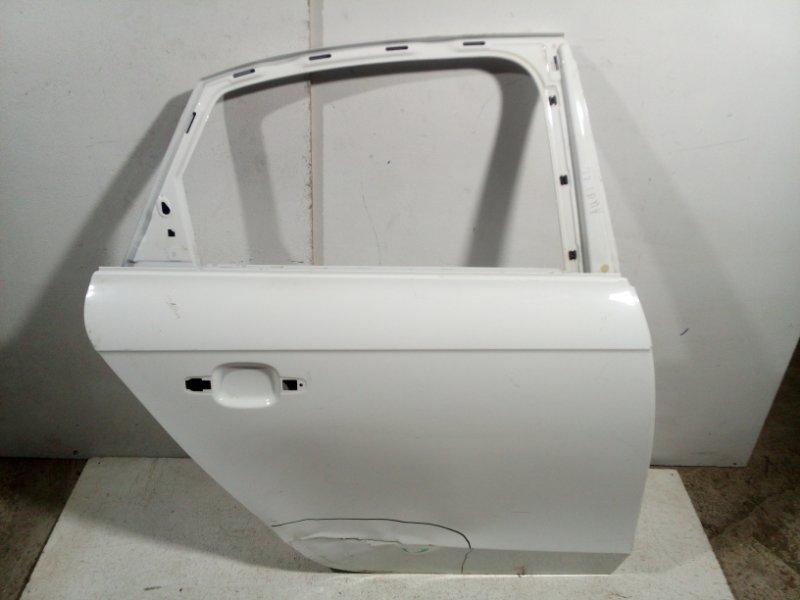Дверь Audi A4 B8 2007 задняя правая 8K5833052D (б/у)