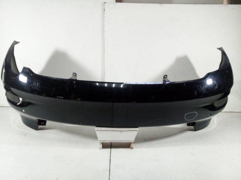 Бампер задний Toyota Venza GV10 2012 задний 521590T900 (б/у)