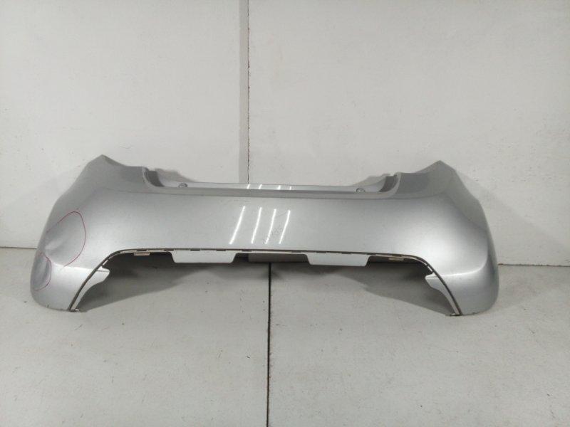 Бампер задний Chevrolet Spark 3 M300 2010 задний 95214561 (б/у)