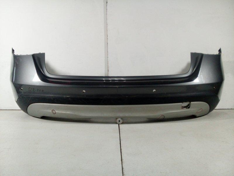 Бампер задний Mercedes Gla X156 2013 A15688026409999 (б/у)