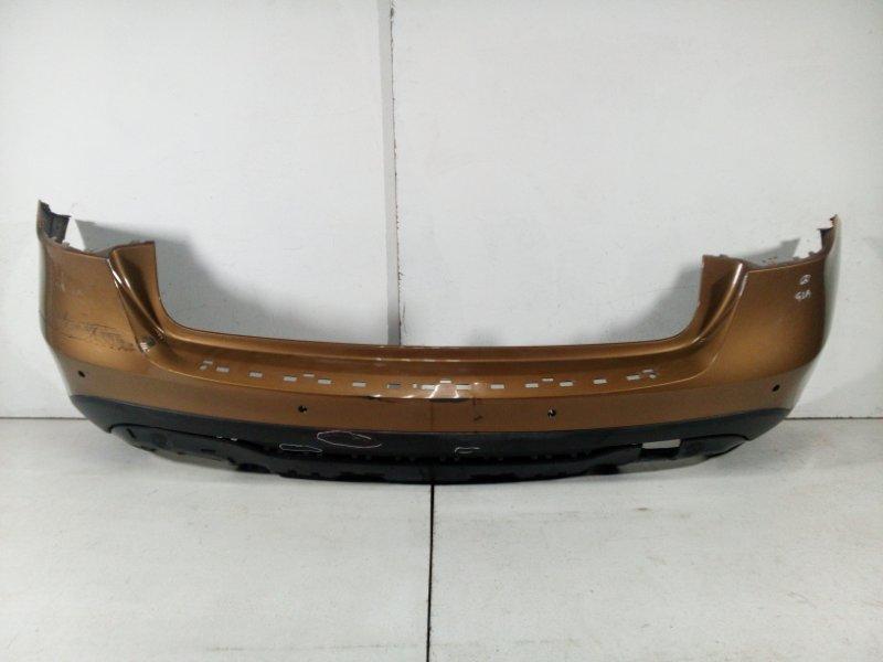 Бампер задний Mercedes Gla X156 2013 задний А15688026409999 (б/у)