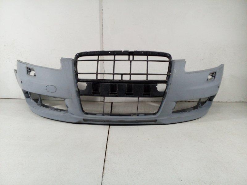 Бампер передний Audi A6 C6 2004 передний 4F0807437AD (б/у)