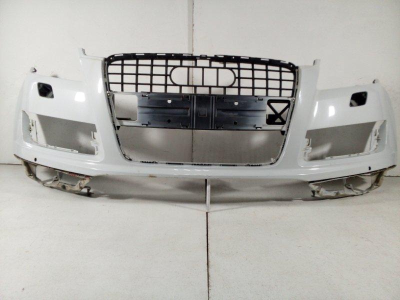 Бампер передний Audi Q7 4L 2005 передний (б/у)