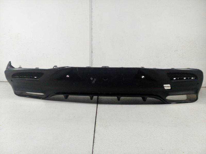 Бампер задний Mercedes Gle Coupe C292 2014> A2928851625 (б/у)