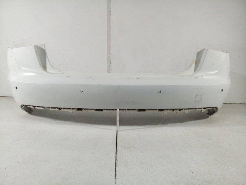 Бампер задний Audi A6 C7 2011 задний 4G5807067AGRU (б/у)