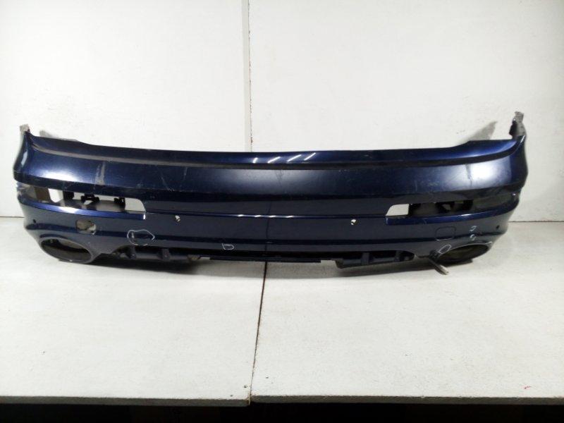 Бампер задний Audi Q7 4L 2009 задний 4L0807303CGRU (б/у)