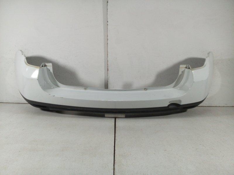 Бампер задний Renault Duster HSA 2012> задний 850225291R (б/у)