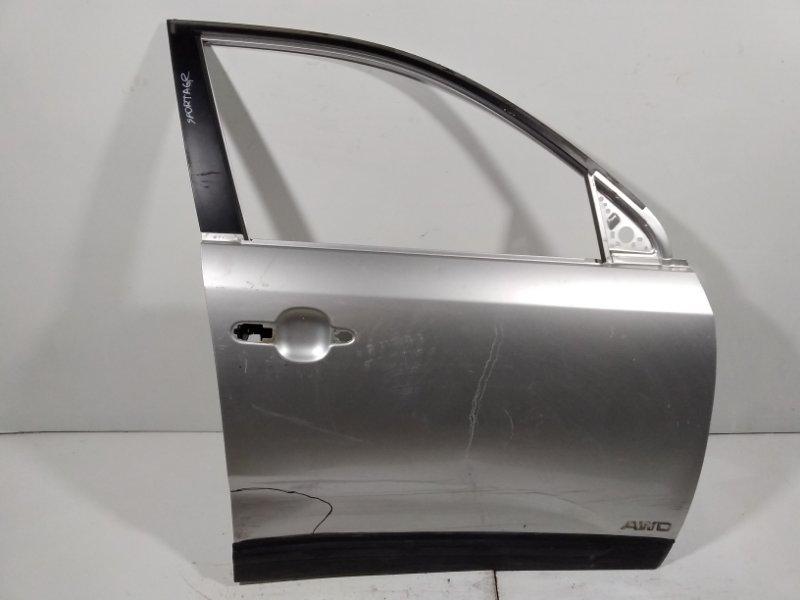 Дверь Kia Sorento 2 XM 2009 передняя правая 760042P010 (б/у)