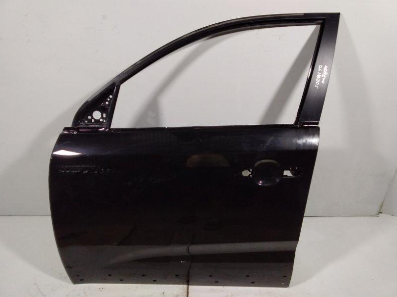 Дверь Kia Sorento 2 XM 2009 передняя левая 760032P010 (б/у)