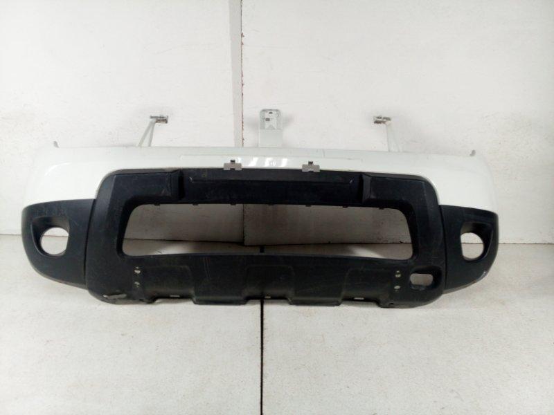 Бампер передний Renault Duster HSA 2012> передний 620220030R (б/у)