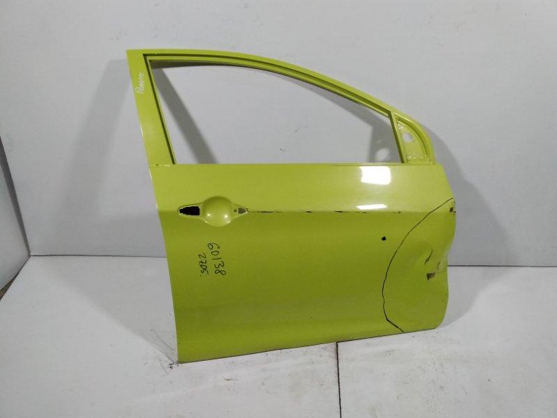 Дверь Kia Picanto 2 TA 2011 передняя правая 760041Y020 (б/у)