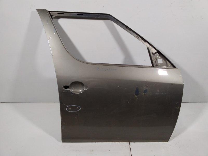 Дверь Skoda Roomster 5J7 2006 передняя правая 5J7831052 (б/у)
