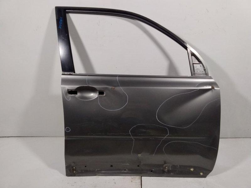 Дверь Nissan X-Trail 2 T31 2007 передняя правая H0100JG4MM (б/у)
