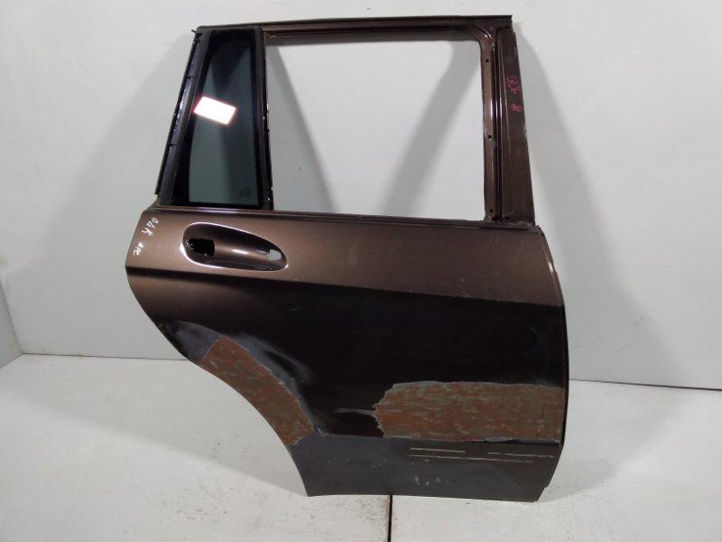 Дверь Mercedes Glk X204 2008 задняя правая 2047301005 (б/у)