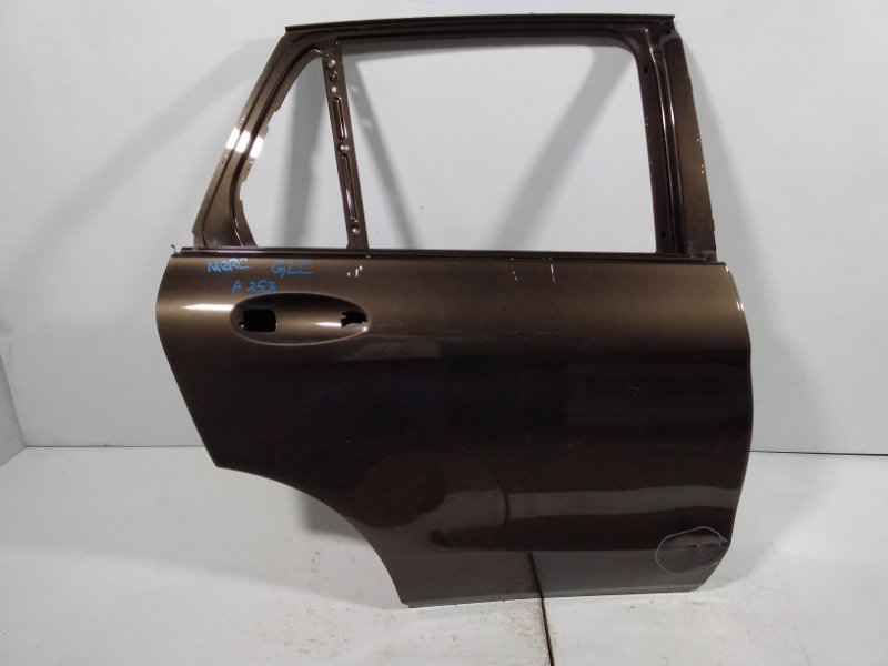 Дверь Mercedes Glc X253 2015> задняя правая 2537300405 (б/у)