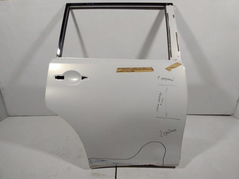 Дверь Infiniti Qx56 Z62 2010 задняя правая H210M5ZAMA (б/у)