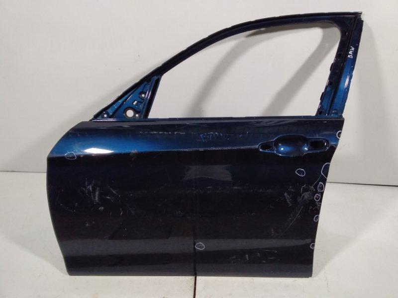 Дверь Bmw 1-Серия F20 2011> передняя левая 41007284511 (б/у)