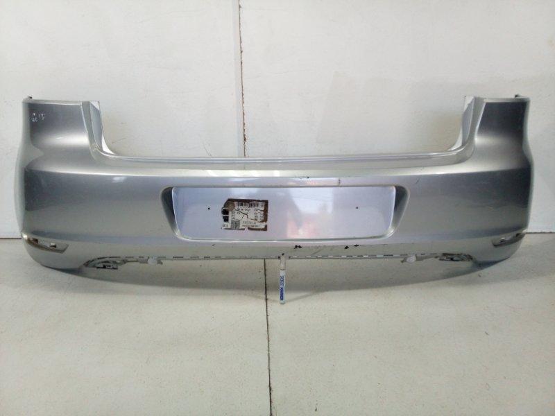 Бампер задний Volkswagen Golf 6 MK6 2009 задний 5K6807421GRU (б/у)