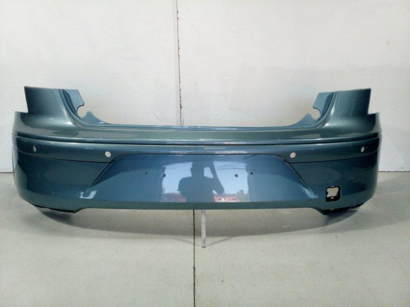 Бампер задний Seat Toledo 5P 2004 задний 5P5807417FGRU (б/у)