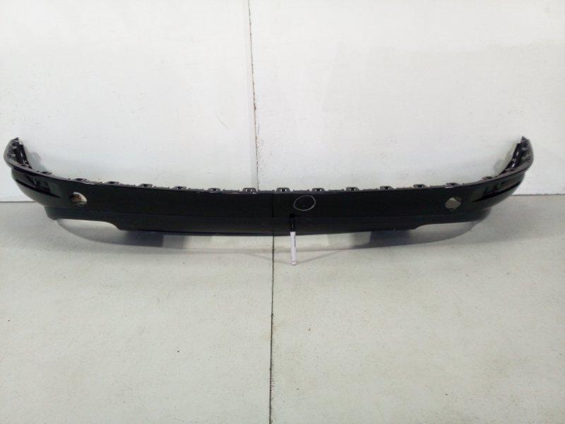 Бампер задний Volkswagen Touareg 2 NF 2010 задний 7P6807521AGRU (б/у)
