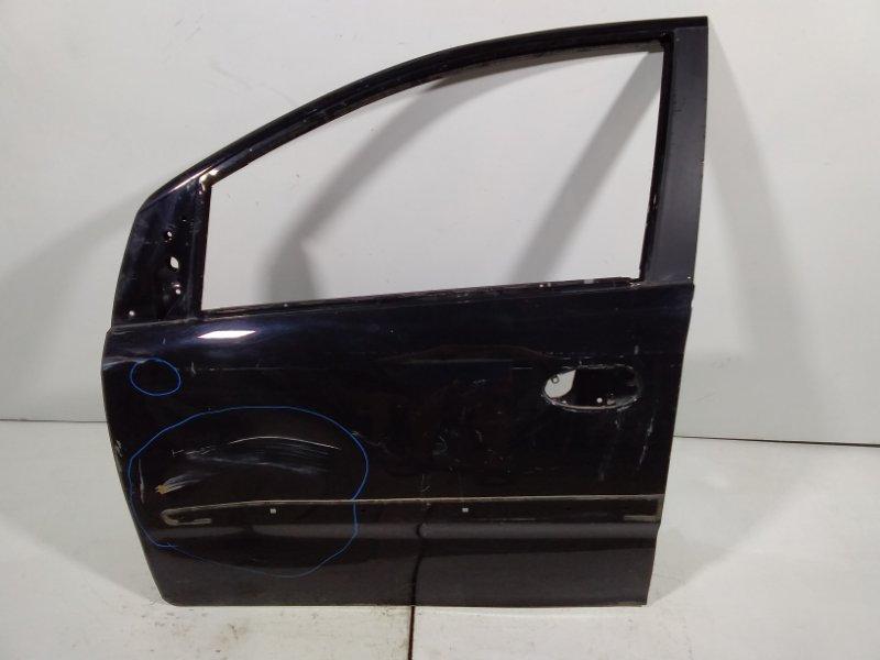 Дверь Chery Kimo A1 2007 передняя левая S126101010DY (б/у)