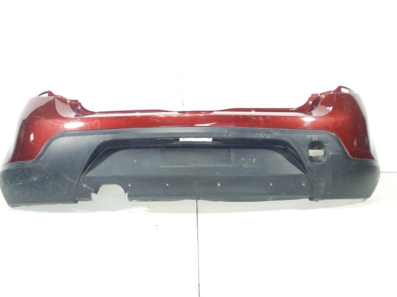 Бампер задний Renault Sandero Stepway 1 BS 2009 задний 8200735456 (б/у)