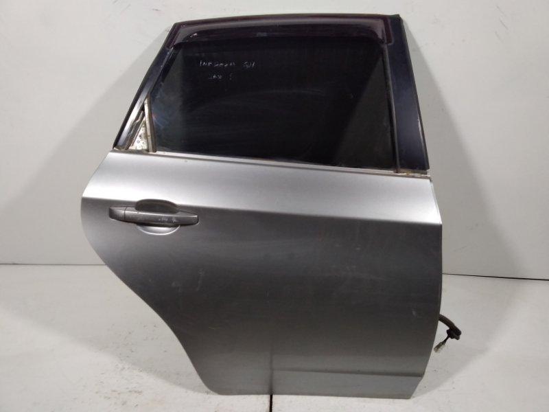 Дверь Subaru Impreza GH 2007 задняя правая 60409FG0029P (б/у)
