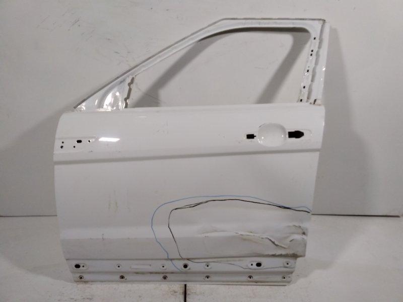 Дверь Land Rover Range Rover Evoque L538 2011 передняя левая LR028553 (б/у)