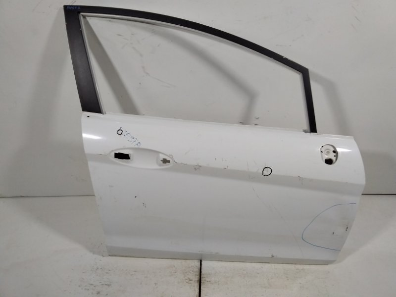 Дверь Ford Fiesta CCN 2008> передняя правая 1806114 (б/у)