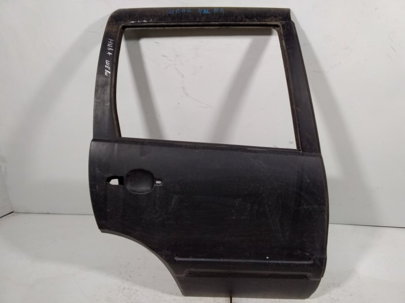 Дверь Chevrolet Niva 21236 1998> задняя правая 212306200014 (б/у)