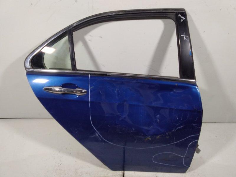 Дверь Honda Accord 7 CL7 2003 задняя правая 67510SEA900ZZ (б/у)