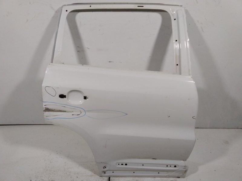 Дверь Volkswagen Tiguan 1 NF 2007 задняя правая 5N0833056A (б/у)
