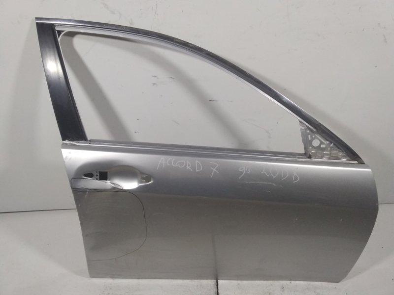 Дверь Honda Accord 7 CL7 2003 передняя правая 67010SEA010ZZ (б/у)