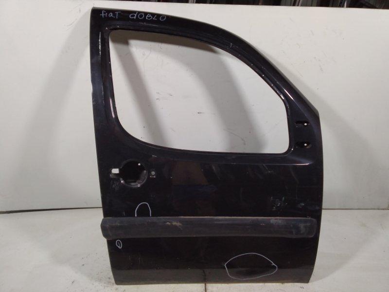 Дверь Fiat Doblo 223 2005 передняя правая 51847704 (б/у)