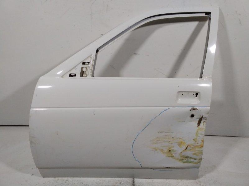 Дверь Lada Priora 2110 2013> передняя левая 21100610001560 (б/у)