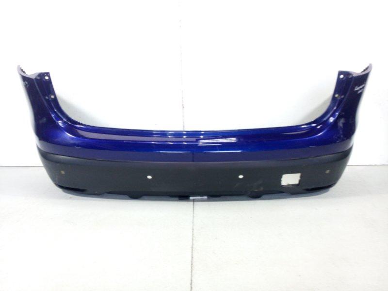 Бампер задний Nissan Qashqai 2 J11 2014> задний 85022BP70H (б/у)