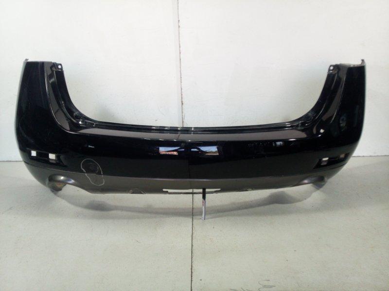 Бампер задний Nissan Murano Z51 2008 задний 850221AA0H (б/у)