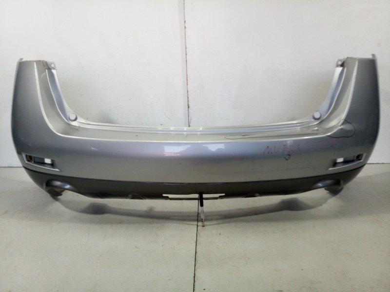 Бампер задний Nissan Murano Z51 2008 задний 850221AN0H (б/у)