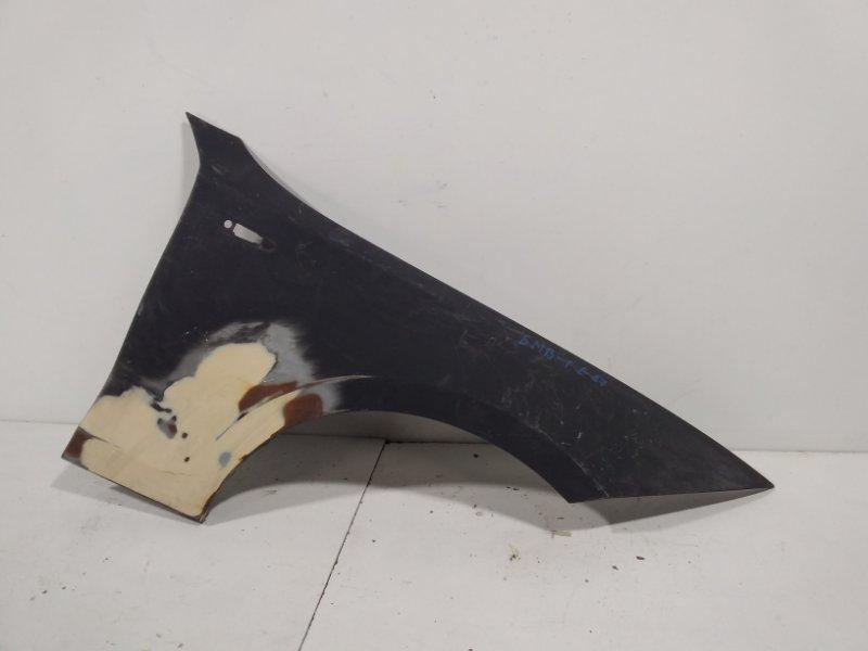 Крыло переднее Bmw 1-Серия E87 2004 переднее правое 41357133228 (б/у)