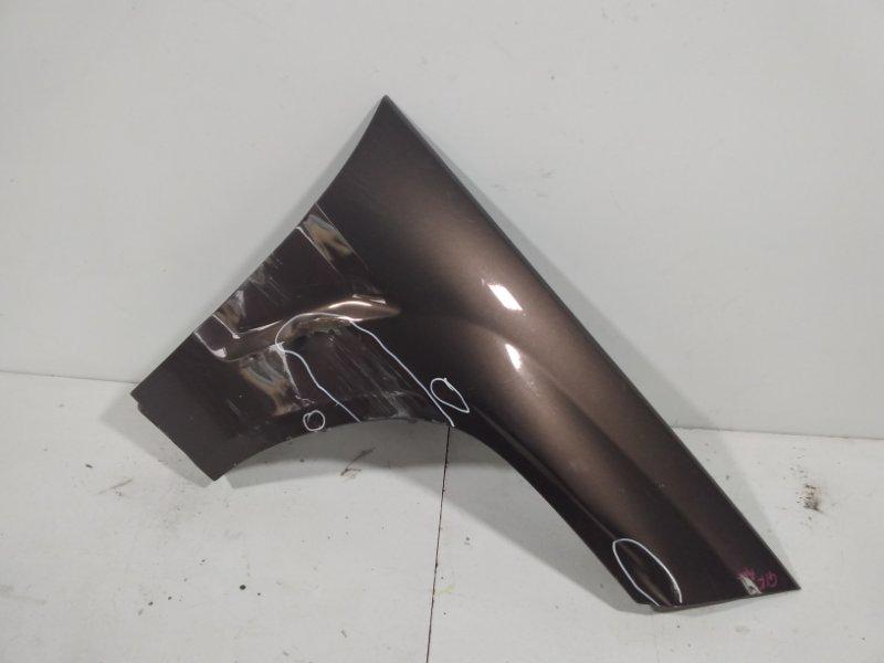 Крыло переднее Mercedes Glk X204 2008 переднее правое 2048801018 (б/у)