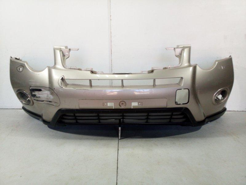 Бампер передний Nissan X-Trail 2 T31 2007 передний 620223UB0H (б/у)