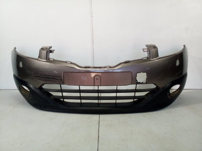 Бампер передний Nissan Qashqai 1 J10 2010 передний 62022BR10H (б/у)
