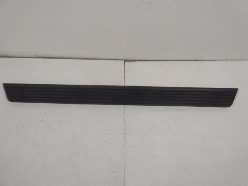 Накладка на порог (наружная) Lexus Gx J150 2009 правая 517716A150 (б/у)