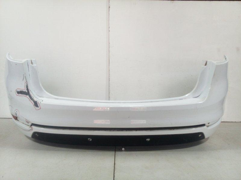Бампер задний Ford Fiesta CCN 2013 задний 1829283 (б/у)