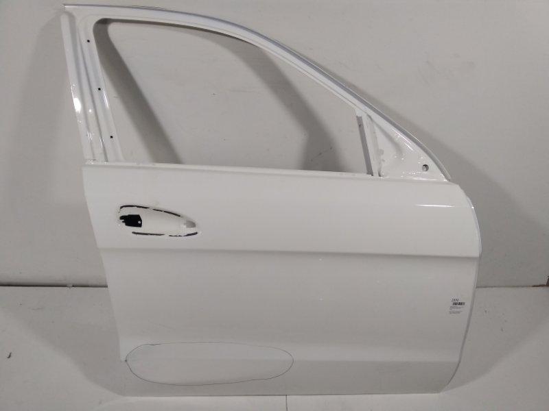 Дверь Mercedes Ml W166 2012> передняя правая 1667200205 (б/у)
