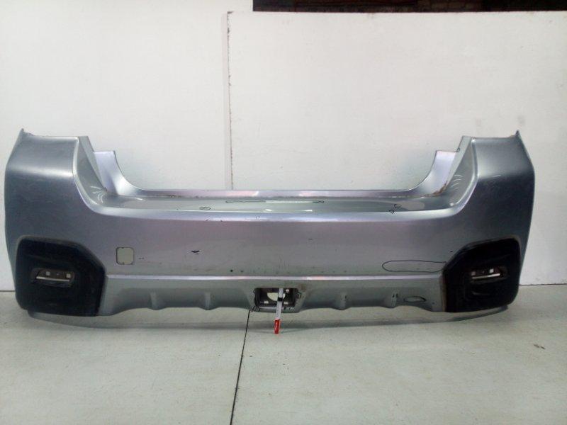 Бампер задний Subaru Xv G12 2011 задний 57704FJ041 (б/у)
