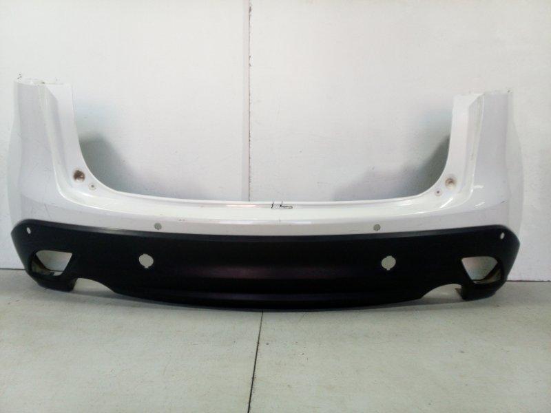 Бампер задний Mazda Cx-5 KE 2011 задний KD4750221 (б/у)