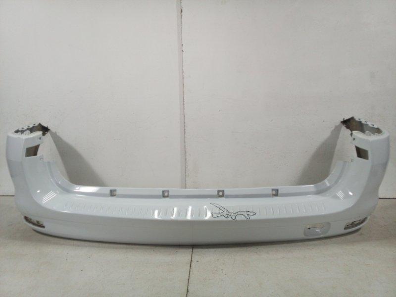 Бампер задний Lada Largus R90 2011> задний 8450000256 (б/у)