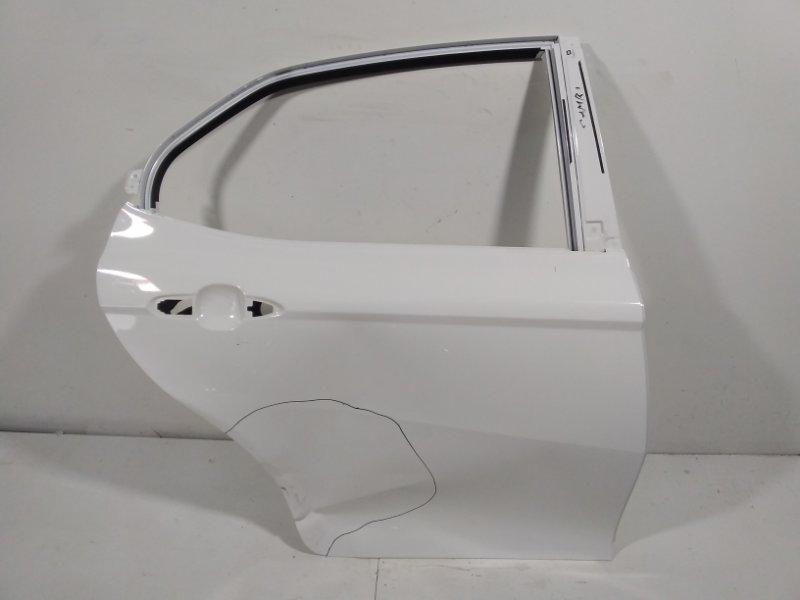 Дверь Toyota Camry 70 V70 2017> задняя правая 6700306320 (б/у)